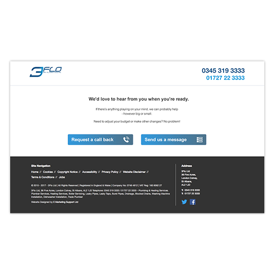 Customer Feedback Automated Emails