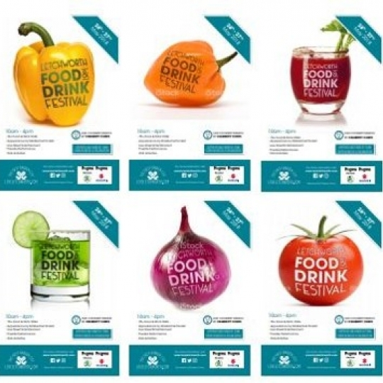 Food & Drink Festival Campaign 2018