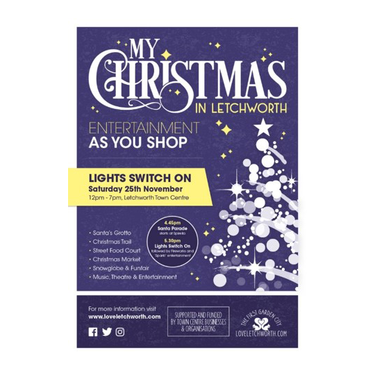 'My Christmas in Letchworth' Campaign 2017